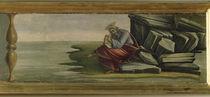 S.Botticelli, Johannes auf Patmos von AKG  Images
