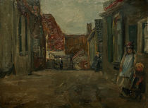 M.Liebermann, Dorfstrasse by AKG  Images