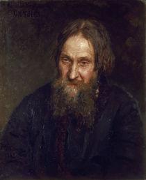 Repin, Geistlicher W.K.Sjutajew by AKG  Images
