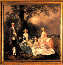 Gainsborough, Mr. and Mrs. Gravenor/18.J by AKG  Images