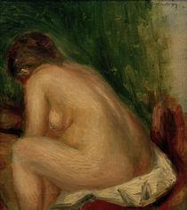 A.Renoir, Sitzender weiblicher Akt by AKG  Images