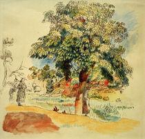 A.Renoir, Suedliche Landschaft von AKG  Images