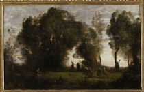 C.Corot, Tanz der Nymphen by AKG  Images