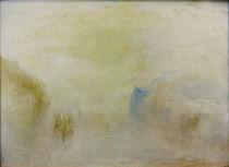 W.Turner, Sonnenaufgang zw. Landzungen von AKG  Images