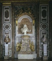 Bueste Ludwigs XIV., von Bernini by AKG  Images