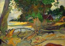 P.Gauguin, Der Hibiskusbaum von AKG  Images