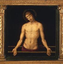 Pietro Perugino, Christus im Grabe von AKG  Images