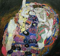G.Klimt, Die Maedchen by AKG  Images