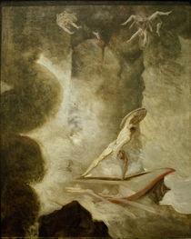 J.H.Fuessli, Odysseus, Scylla, Charbybdis by AKG  Images