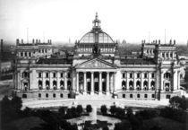 Berlin, Reichstagsgebaeude / Foto Levy von AKG  Images