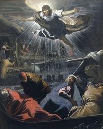 Tintoretto, Traum des Hl.Markus von AKG  Images