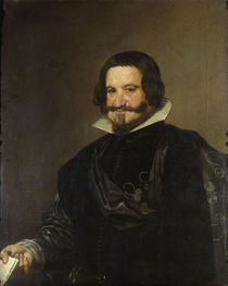 Herzog von Olivares / Velasquez by AKG  Images