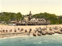 Heringsdorf, Casino / Photochrom by AKG  Images