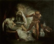 Fuessli, Belindas Traum/Gem. um 1780 by AKG  Images
