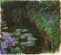 C.Monet, Seerosen (Koeln) by AKG  Images
