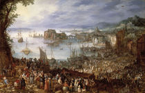 Jan Bruegel d.J./ Grosser Fischmarkt/1603 by AKG  Images