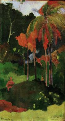 P. Gauguin/ Mahana maa I von AKG  Images