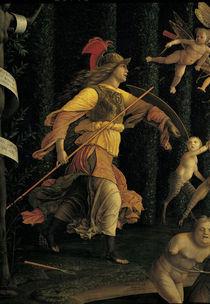 Mantegna, Sieg der Tugend ueber Laster von AKG  Images