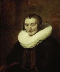 Rembrandt, Margaretha de Geer by AKG  Images