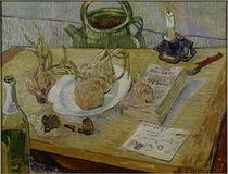 V.van Gogh, Stilleben mit Zeichenbrett von AKG  Images