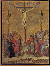 Duccio, Kreuzigung Christi von AKG  Images