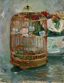 B.Morisot, Der Kaefig by AKG  Images