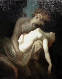 J.H.Fuessli, Amor und Psyche von AKG  Images