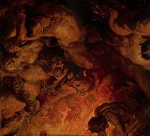 P.P. Rubens, Das Kleine Juengste Gericht von AKG  Images