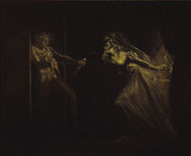 Fuessli/Shakespeare Macbeth II,2/Gem.1811 by AKG  Images