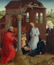 R.van d.Weyden(Werkstatt),Geburt Christi von AKG  Images