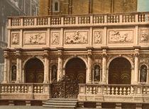 Venedig, Loggetta / Photochrom von AKG  Images