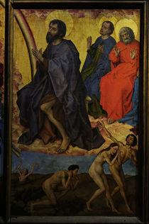 R.v.d.Weyden, Joh. d. T. und Apostel von AKG  Images