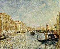 A.Renoir, Canal Grande in Venedig by AKG  Images