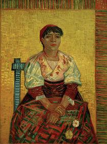 V.van Gogh, Die Italienerin von AKG  Images