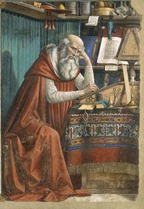 Ghirlandaio, Hl.Hieronymus von AKG  Images