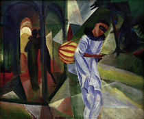 August Macke, Pierrot von AKG  Images