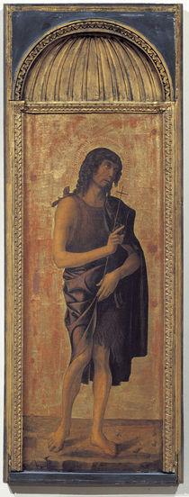 Giov.Bellini, Johannes der Taeufer von AKG  Images