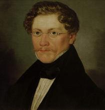 Carl Spitzweg / Selbstbildnis, um 1842 von AKG  Images