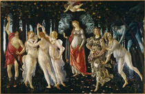Botticelli, La Primavera by AKG  Images