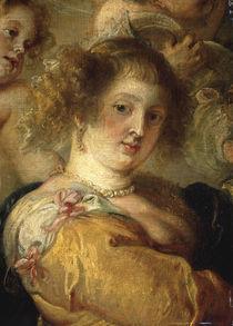 P.P.Rubens, Der Liebesgarten by AKG  Images