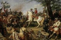 Schlacht bei Fontenoy / H.Vernet von AKG  Images