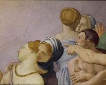 A.Bronzino, Eherne Schlange, Ausschnitt by AKG  Images