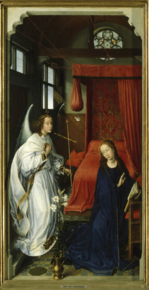 R.van der Weyden, Dreikoenigsaltar, links by AKG  Images