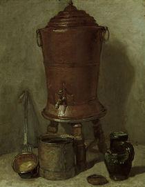 J.B.S.Chardin, Der Trinkwasserkessel von AKG  Images