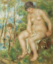 Auguste Renoir, Die Badende von AKG  Images