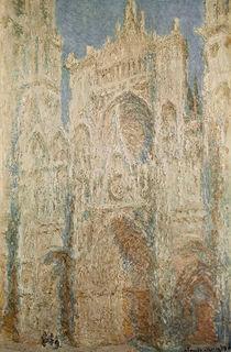 C.Monet, Kathedrale Rouen Westfassade von AKG  Images