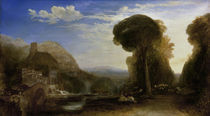 W.Turner, Palestrina   Komposition von AKG  Images