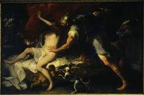 L.Giordano, Lucretia u.Sextus Tarquinius von AKG  Images