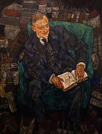 Hugo Koller / Gem.v.Egon Schiele by AKG  Images