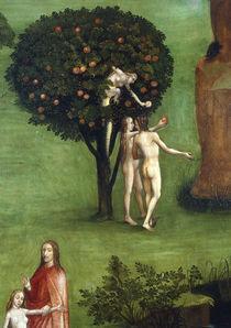 H.Bosch, Das Paradies, Suendenfall von AKG  Images